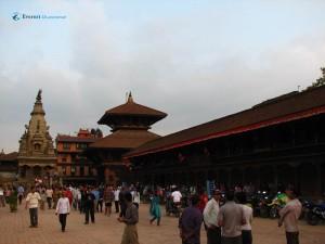 1. Bhaktapur durbar square