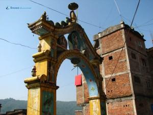 24. Big gate