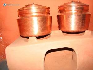25. Cipper brass aloy utensils nepal's own treasure culture