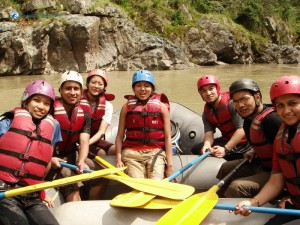 1. Yes..Rafting...