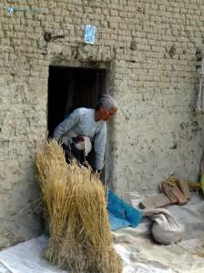6. Grandma at Khokana 1