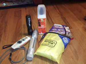 25. Hiking to Mount Adams USA requires more Accessories than in Nepal