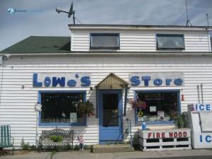 36. Lowes Store Firewood Icecream