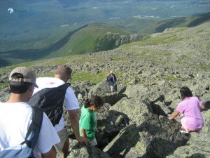 5. American Boulders at Mt Adams USA