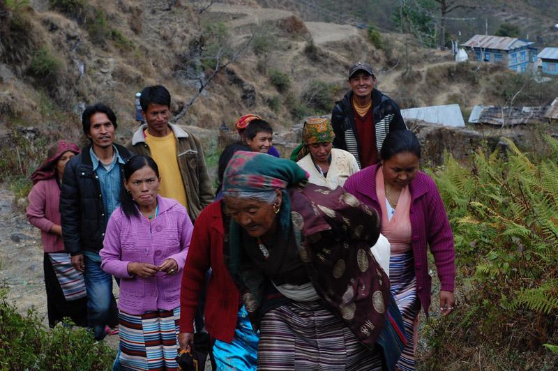 58 Locals of Yarmasing Village