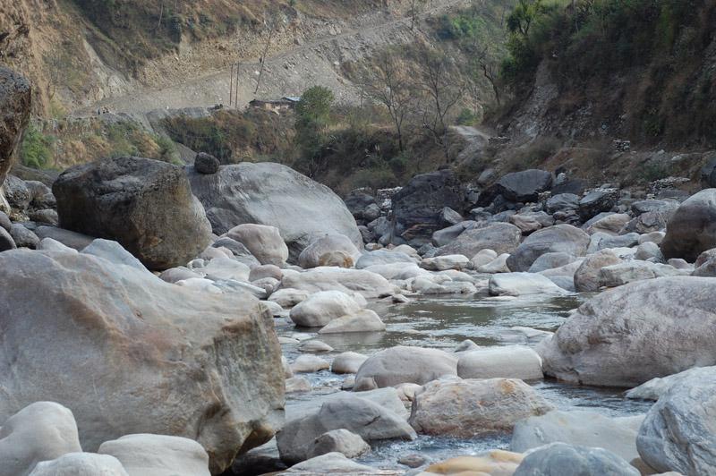 63 Bhotekoshi River