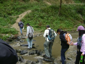 Crossing-mahadev-khola