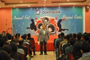 For Deerwalk, From Deerwalk, To Deerwalk ...