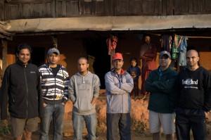 Sushant Pokharel the photographer for the Deerwalk Inc Trekking team joins