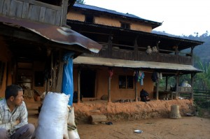 The home which gave Deerwalk team shelter with its caretaker