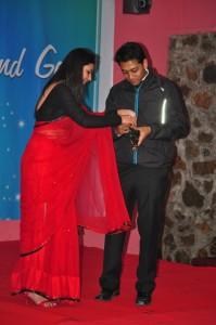 Most Handsome award