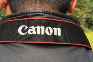 canon.. delighting you always..