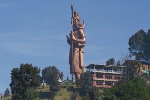 Gaint Shiva