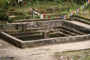 Origin of Bagmati River