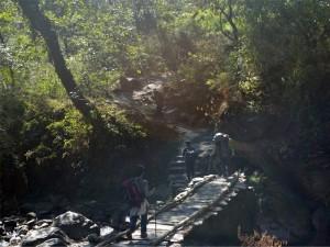 Final Bridge that we crossed