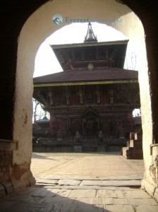 37. Entrance to Changu Narayan Temple