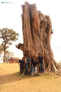 38. At Nuwakot