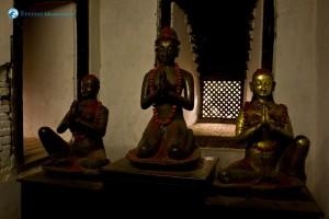 39. Statue at Saat talley Durbar...