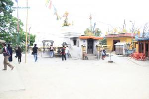 20. Main stupa of Namo Buddha
