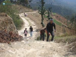 38 Uphill Climb