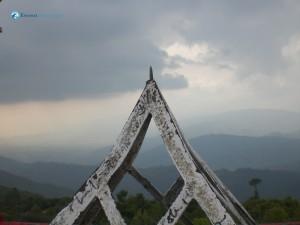 40 Atop the Nagarkot Tower