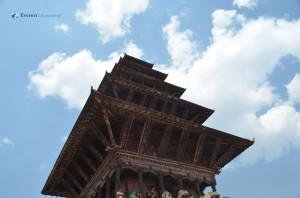 44. Nyatapole temple