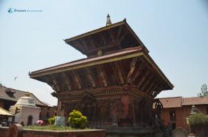 45. Changunarayan Temple
