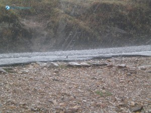 48 From a sunny sky to Hailstorm
