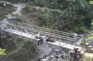 33. Bridges abridge journey