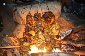 46. Spicy chicken waiting to be devoured