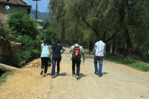 6. Heading towards Chitlang
