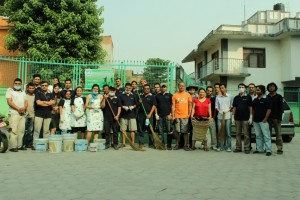 2. The Volunteers