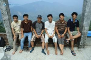 21. The Gang at Chisopani