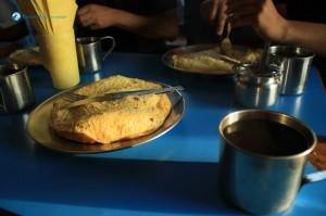 33. The hearty breakfast
