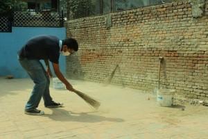 38. Mahendra sweeps