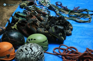 8. Climing Equipment
