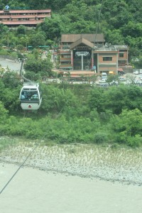15. Manakamana cable car station