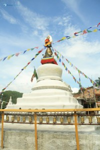 52. Namo Buddha Stupa