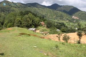 15. View of Bhanjyang