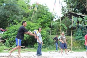 9. Beach volley