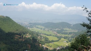 23. View of Bhaktapur