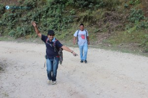 24. Aawart in Dancing Mood.... Nepali Moves