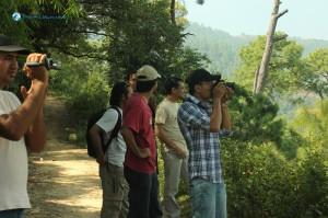 27. Enjoying the beauty of Dakshinkali village
