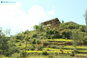 46. Typical Nepali Home