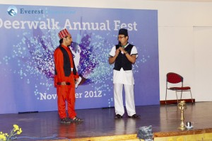 Jeevan Timilsina and Kanchan Raj Pandey