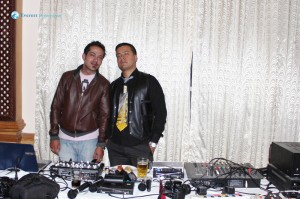 DJ Prafulla and DJ Manish