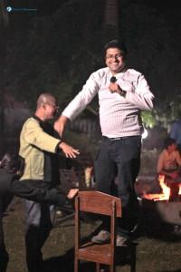 29. Chairing Bhoj