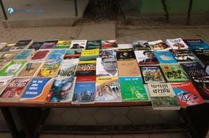 3. Books, books, books