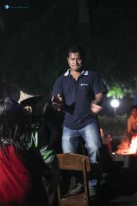 31. Chairing Rajesh