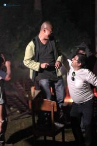 34. Chairing Pramod